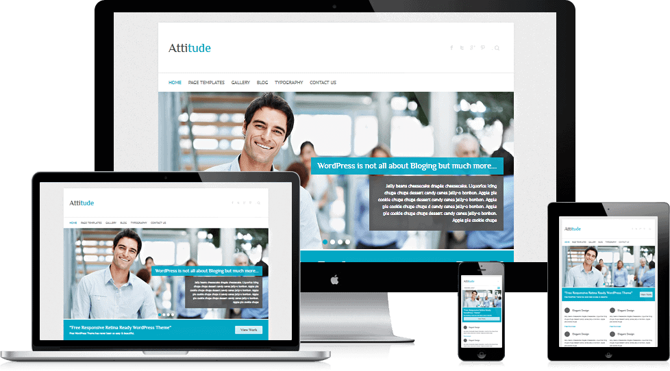 14+ Best Free Responsive Business WordPress Themes of 2015 - 85ideas ...