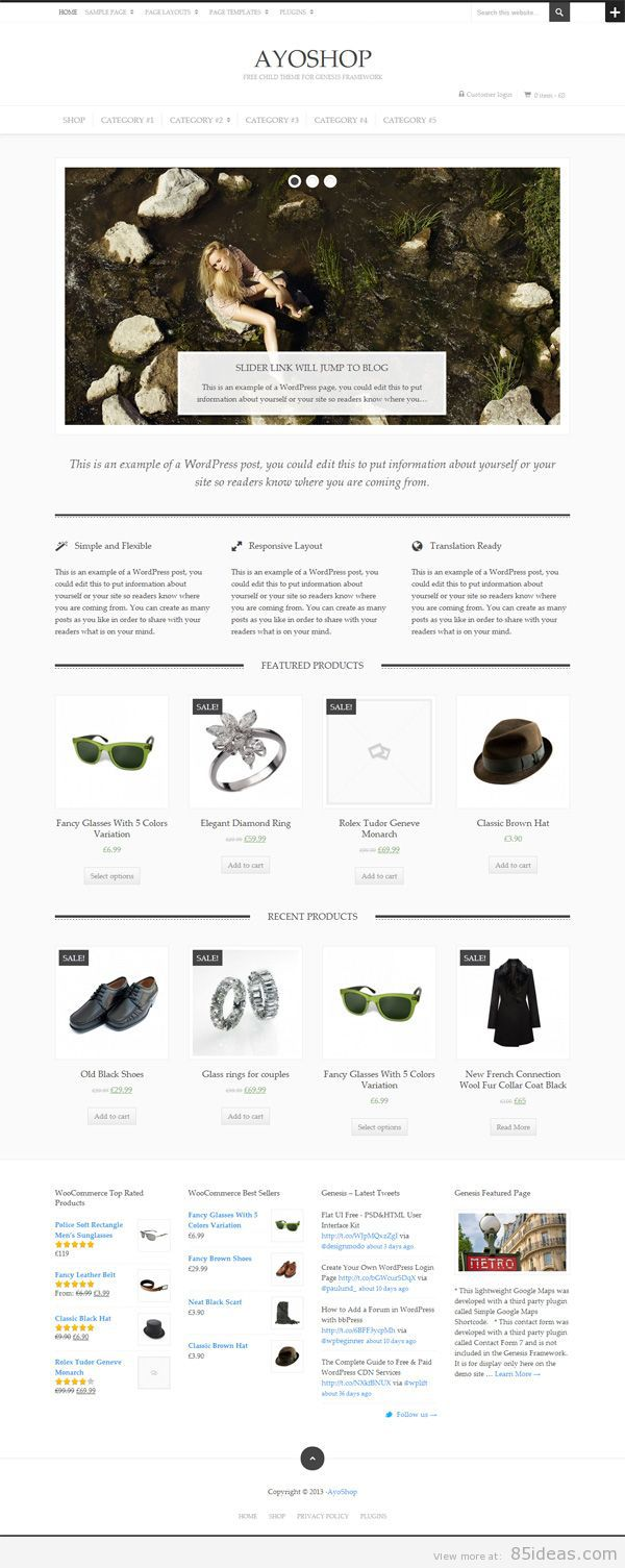 ayoshop-free-ecommerce-theme
