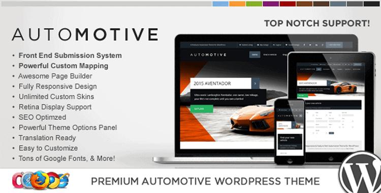 wp pro automotive 2