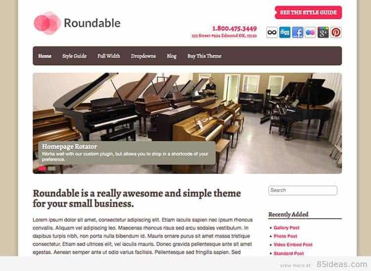 roundable