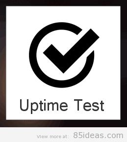 uptime test