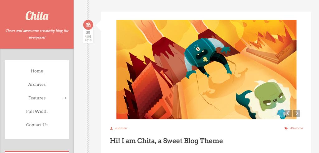 Chita theme