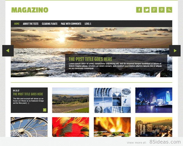 Magazino-Wordpress-theme