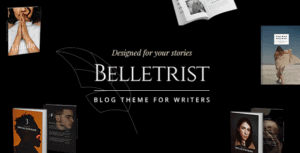 Belletrist-Blog-Theme-for-Writers