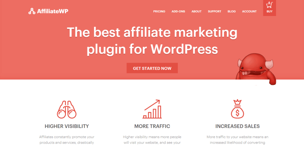 AffiliateWP Marketing Plugin