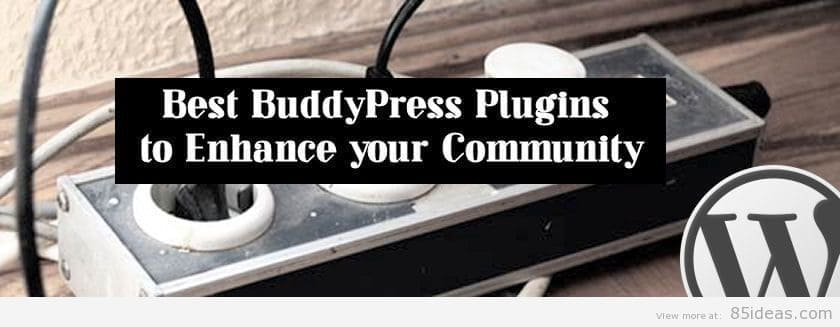 best buddypress plugins