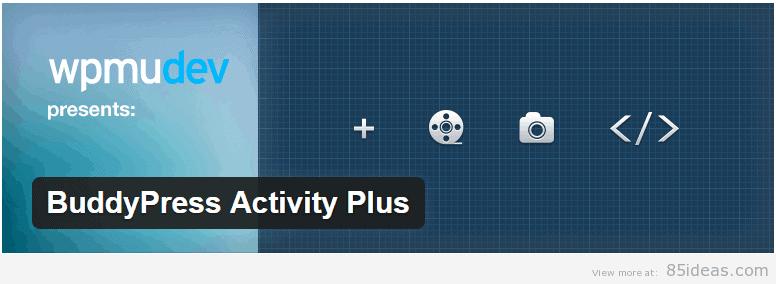 BuddyPress Activity Plus Plugin