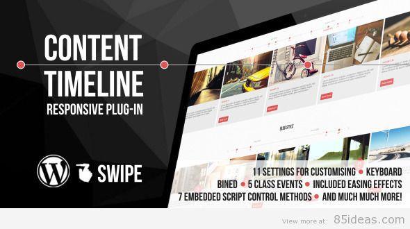 Content Timeline Plugin