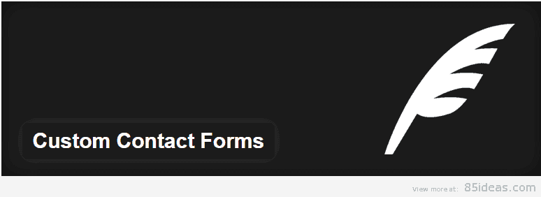 Custom Contact Forms Plugin