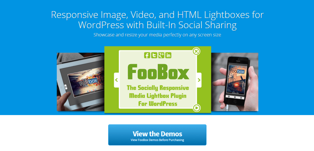 FooBox Image Lightbox Plugin