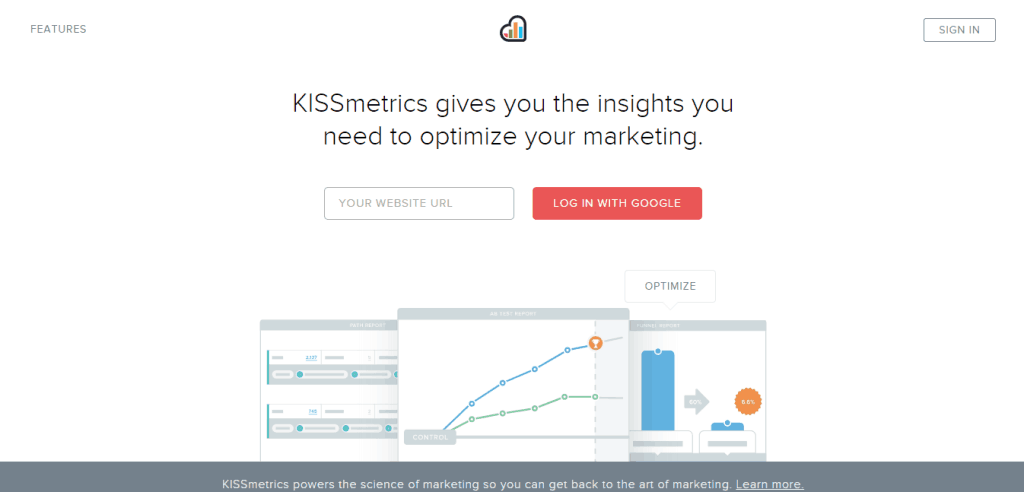 KISSmetrics Web Analytics