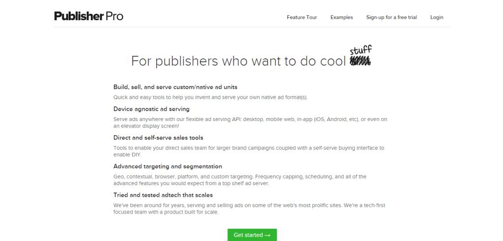 Publisher Pro