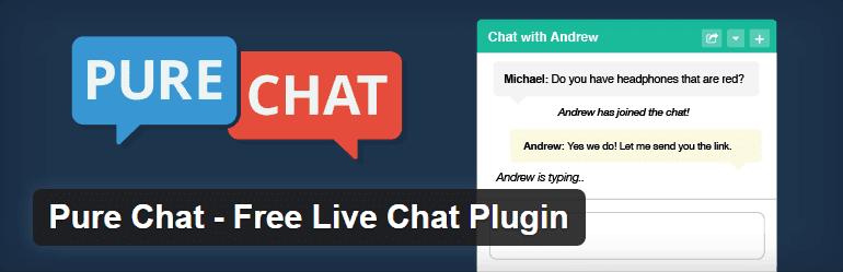 Pure Chat Chat Plugin Plugin