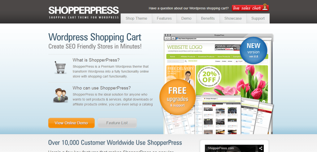 ShopperPress Plugin