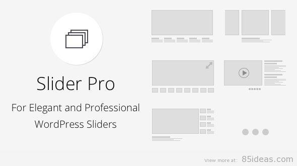 Slider Pro Plugin