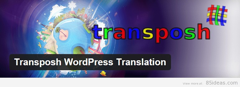 Transposh WordPress Translation Plugin