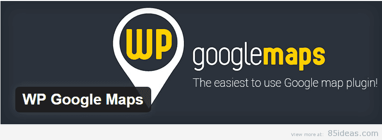 WP Google Maps Plugin