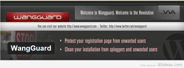 WangGuard Plugin