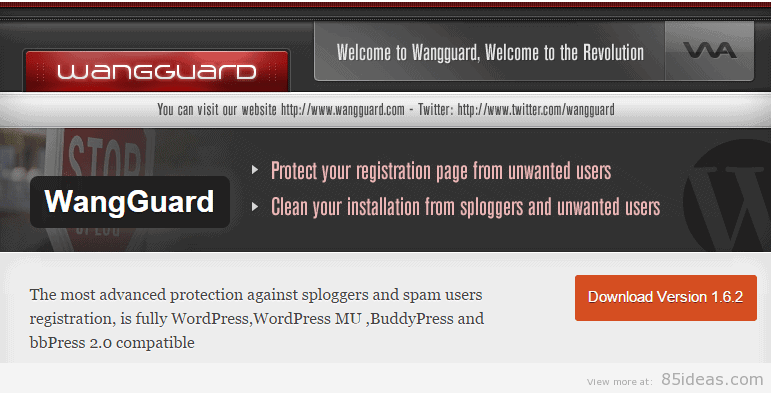 WangGuard WordPress Plugins