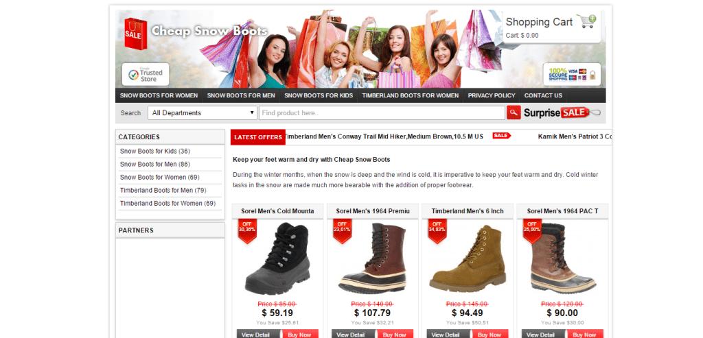 Amazon Affiliate Shop Theme