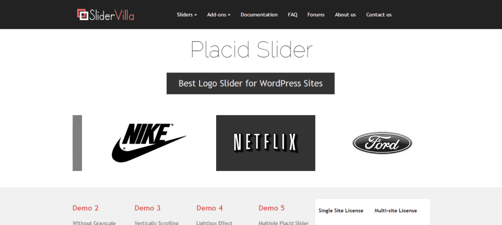 Best Responsive Logo Slider WordPress Plugin