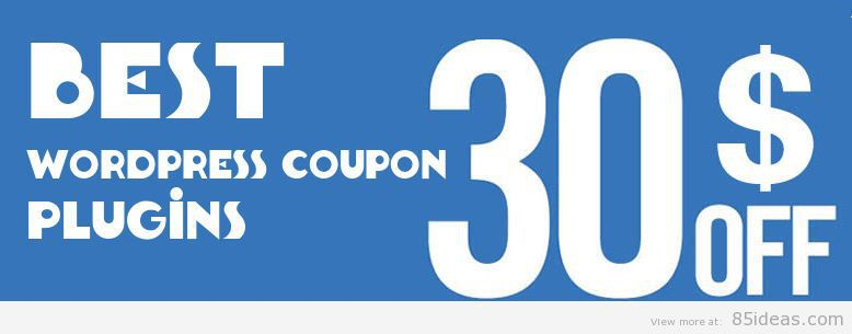 Coupon Plugins