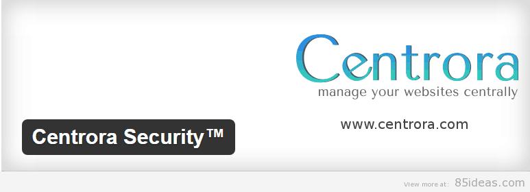 Centrora Security Plugin