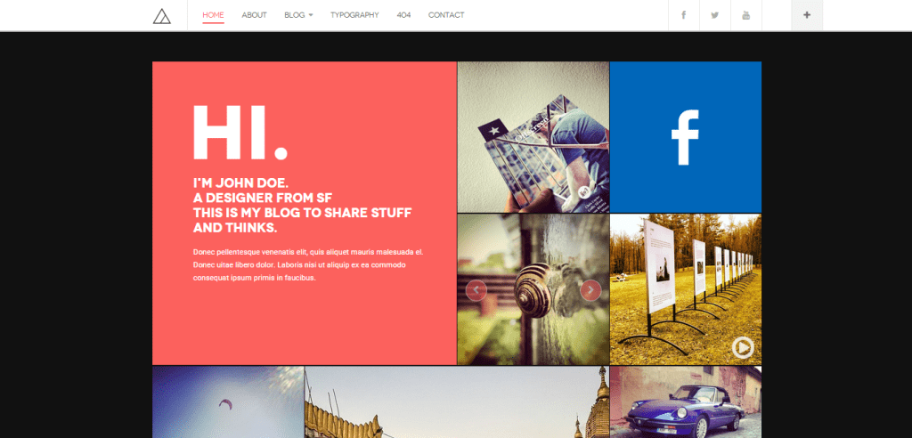 DW Fixel WP Theme
