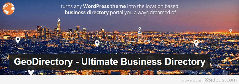 GeoDirectory Business Directory Plugin