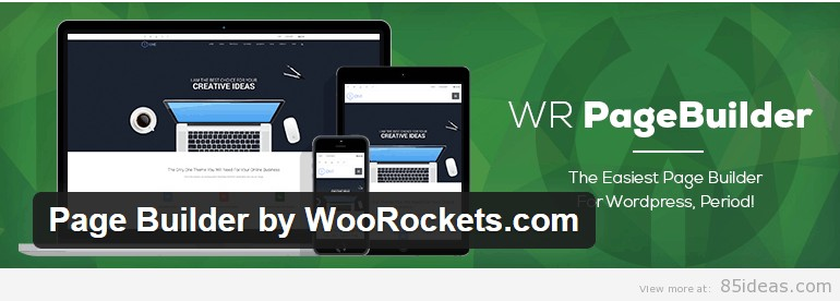 Page Builder by WooRockets