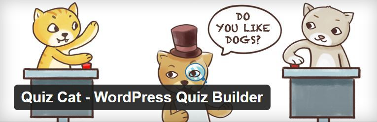 Quiz Cat - WordPress Quiz Builder — WordPress Plugins