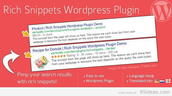 Rich Snippets WordPress Plugin
