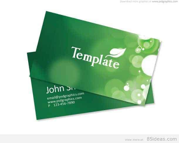 eco-business-card