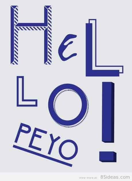 free-fonts-peyo
