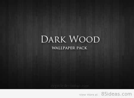 9-Dark_Wood_by_zygat3r