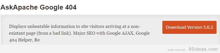 AskApache Google 404