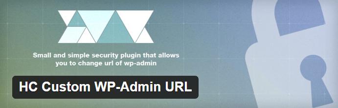 HC Custom WP Admin URL