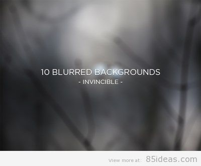 Natural Blurred Backgrounds