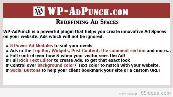 WP-AdPunch