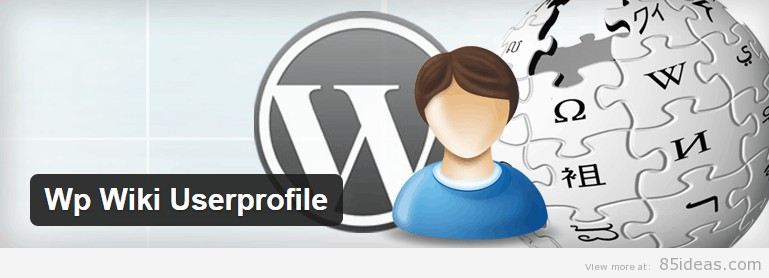 Wp Wiki Userprofile