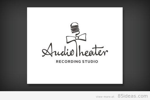 AudioTheatre initial logo