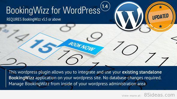 BookingWizz for WordPress
