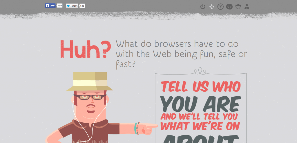 Browser Awareness Day design