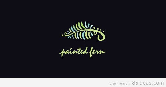 Painted Fern logo