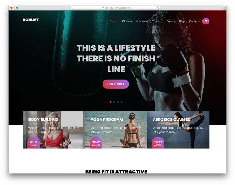 HTML5-Website-Template