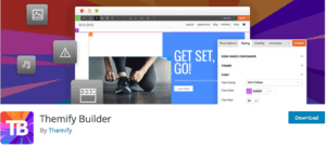 Themify-Builder WordPress page builder