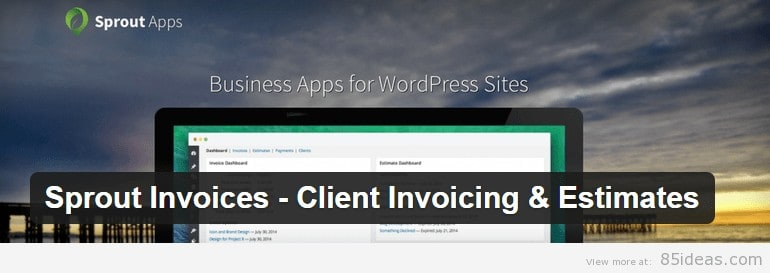 Sprout Invoices WordPress Plugin