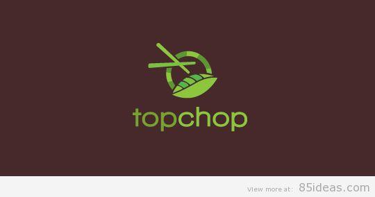 Topchop logo