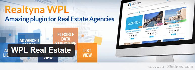WPL Real Estate WordPress Plugin