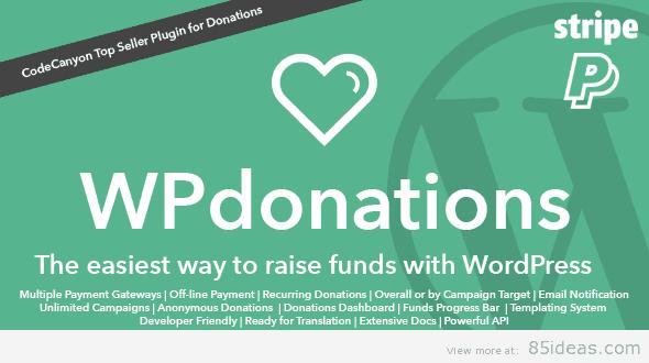 WPdonations